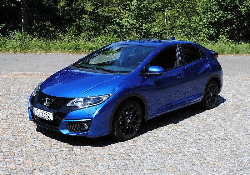 Honda Civic Sport 05