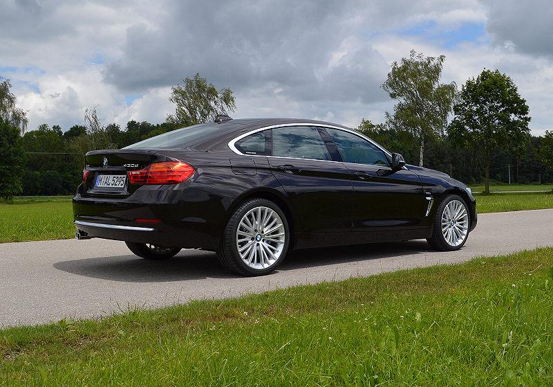 BMW 4er GC titel carwalk