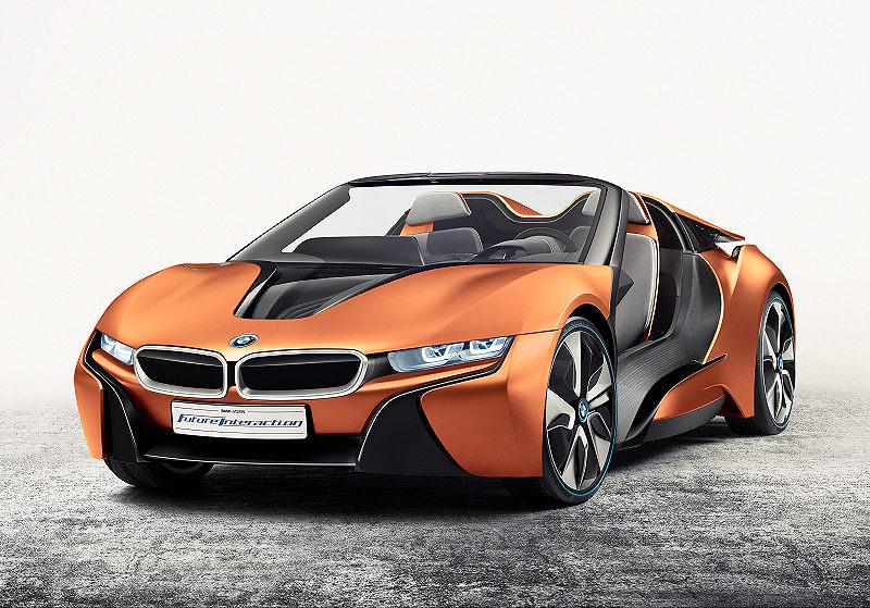 BMW i8 04