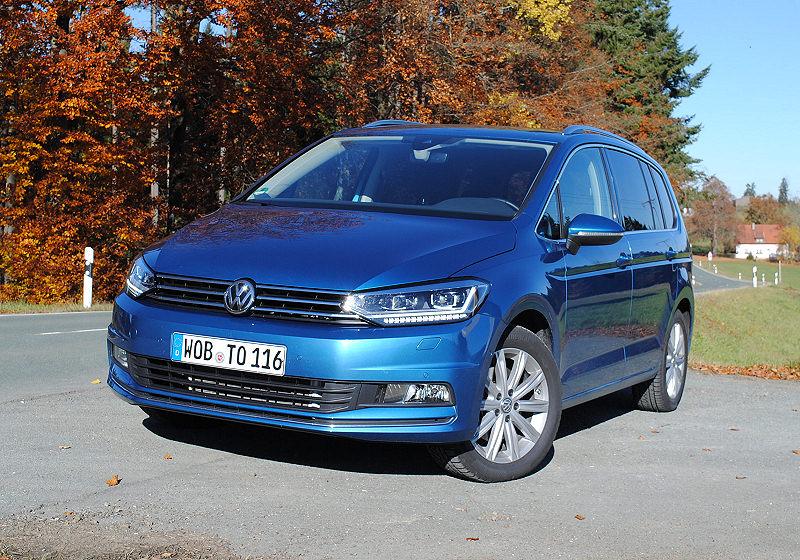 VW Touran 08