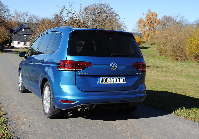 VW Touran 09