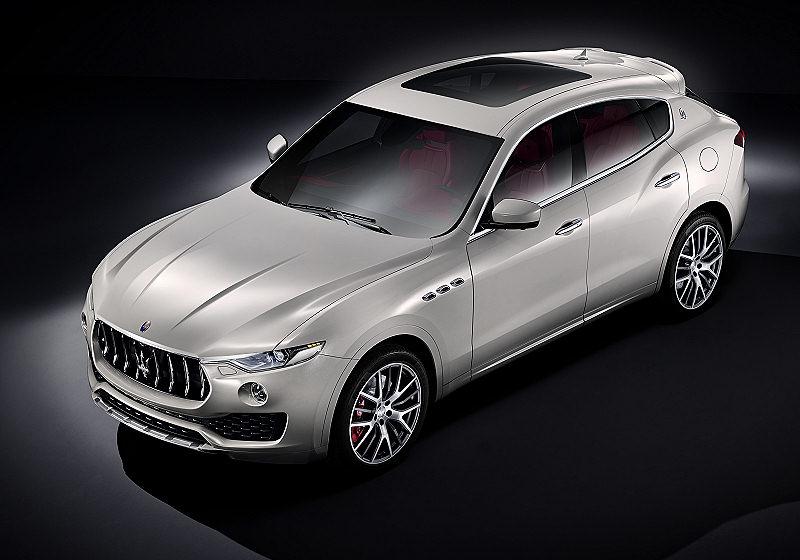Maserati Levante 01
