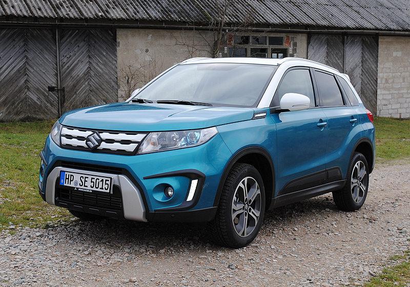 Suzuki Vitara 01