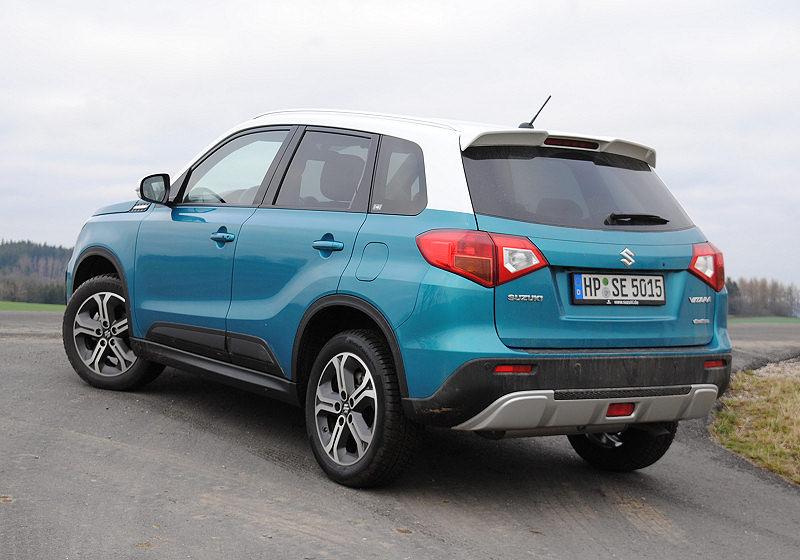 Suzuki Vitara 08