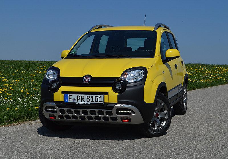 Fiat Panda Cross 01