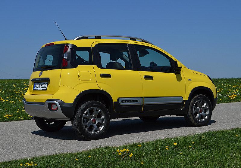 Fiat Panda Cross 02