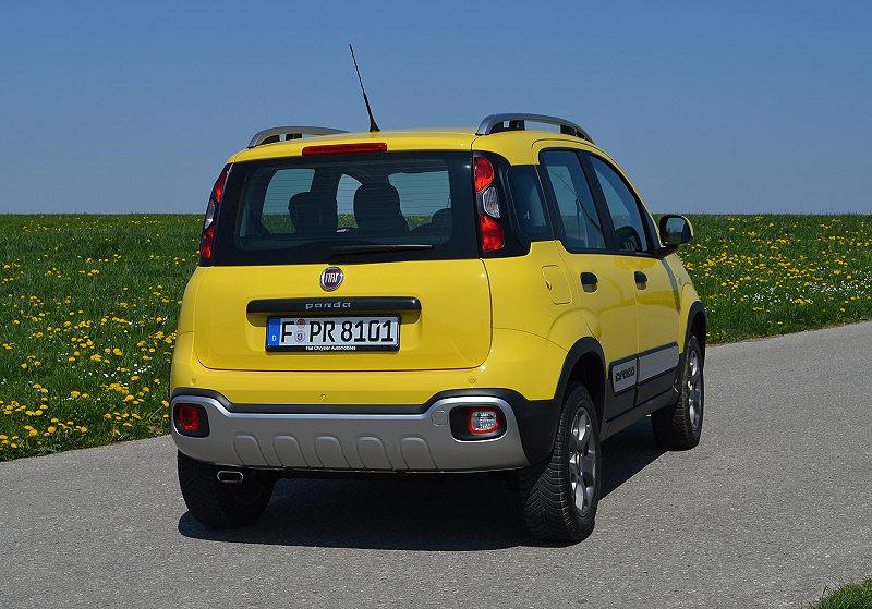 Fiat Panda Cross 04