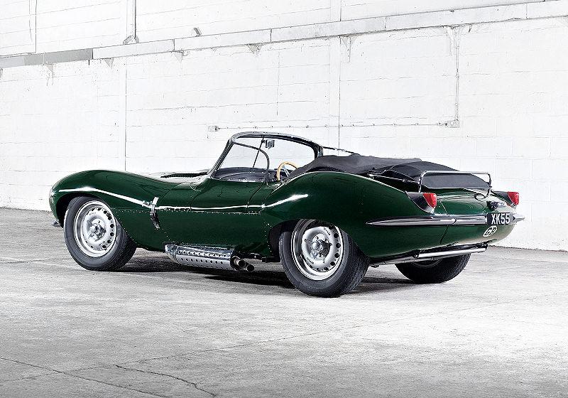 Jaguar XKSS 02