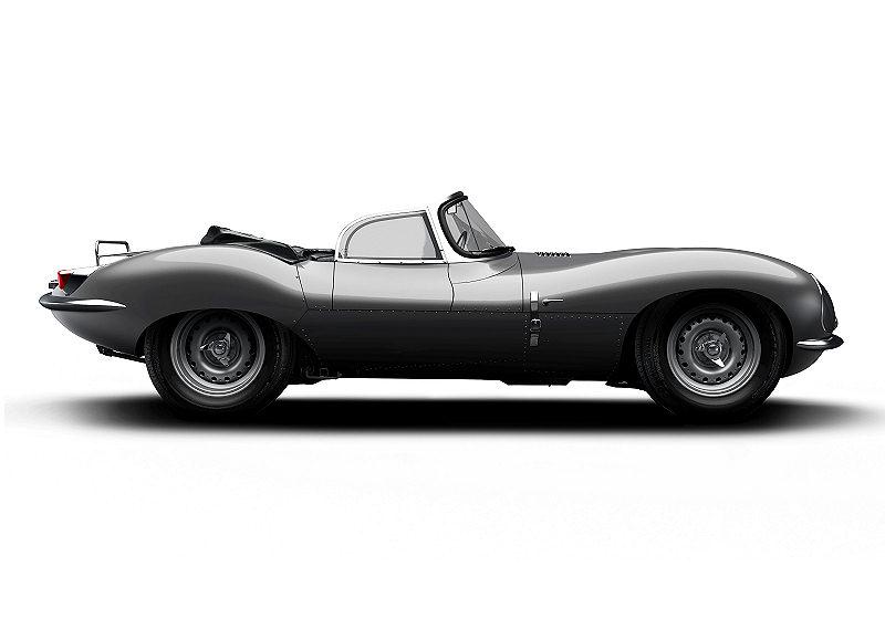 Jaguar XKSS titel
