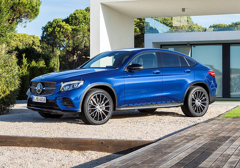 Mercedes GLC Coupe 01