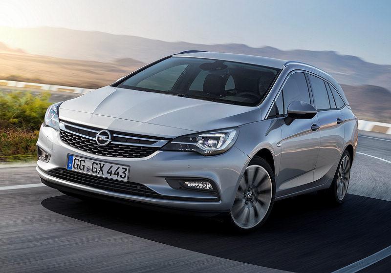 Opel Astra Sports Tourer 06