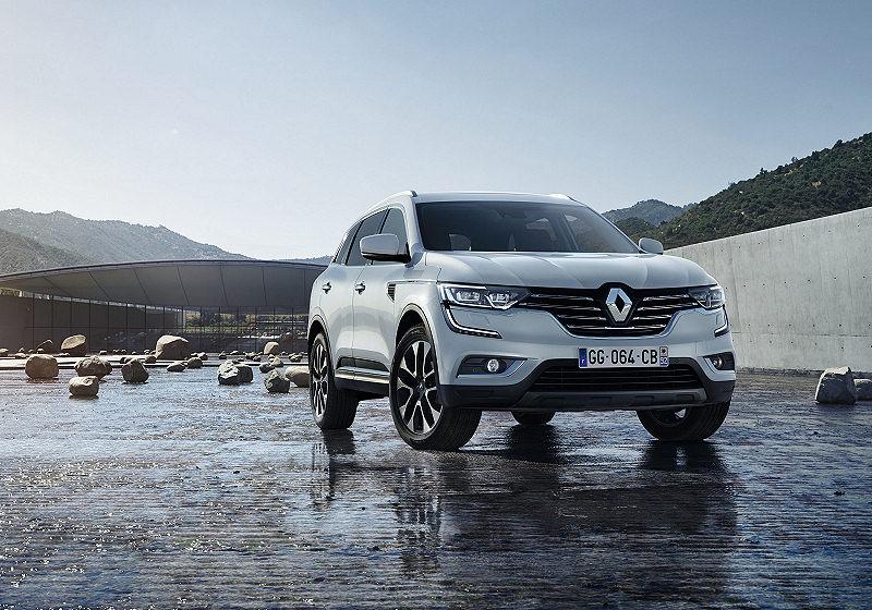Renault Koleos 01
