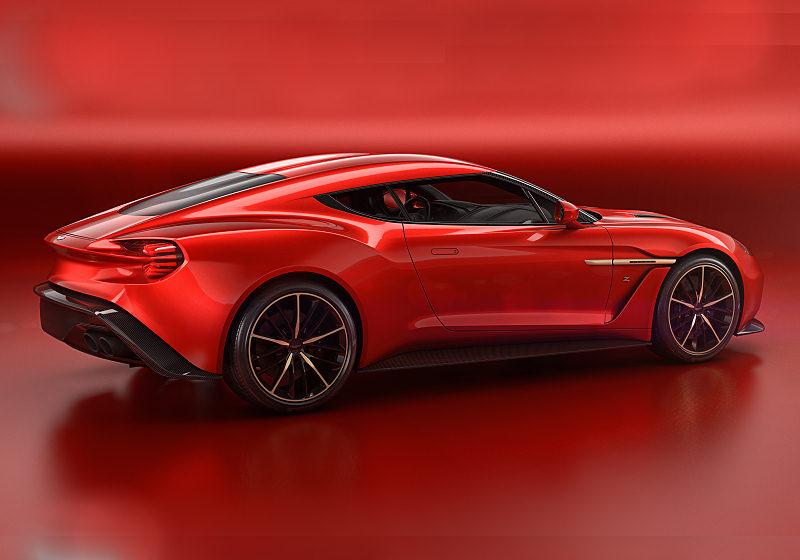 Aston Martin Zagato 07