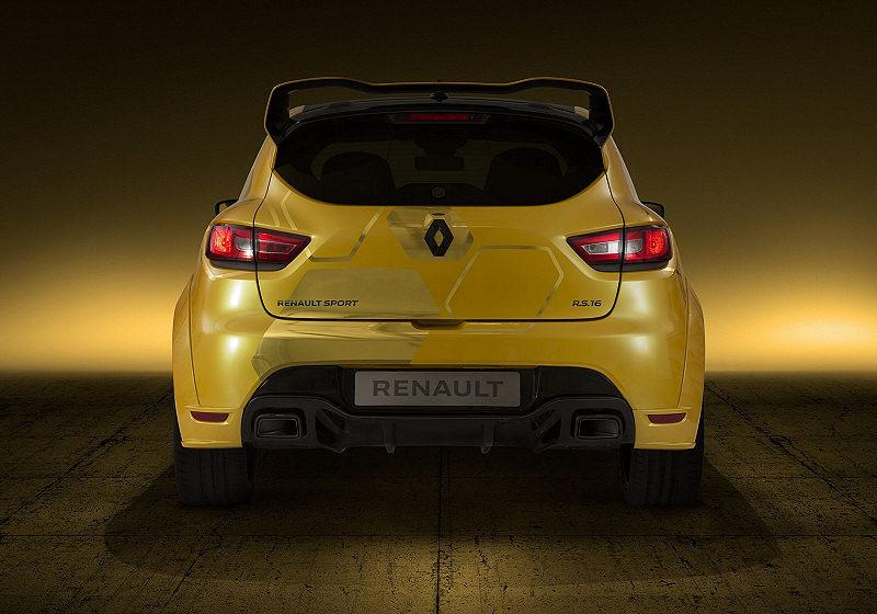 Renault Clio RS 01