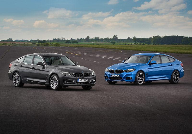 BMW 3er GT Facelift 02