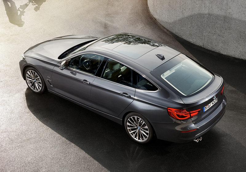 BMW 3er GT Facelift 03