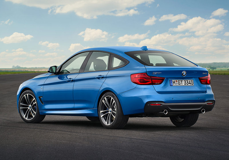 BMW 3er GT Facelift 06