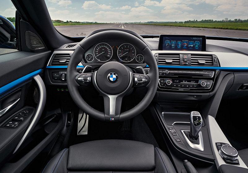 BMW 3er GT Facelift 08