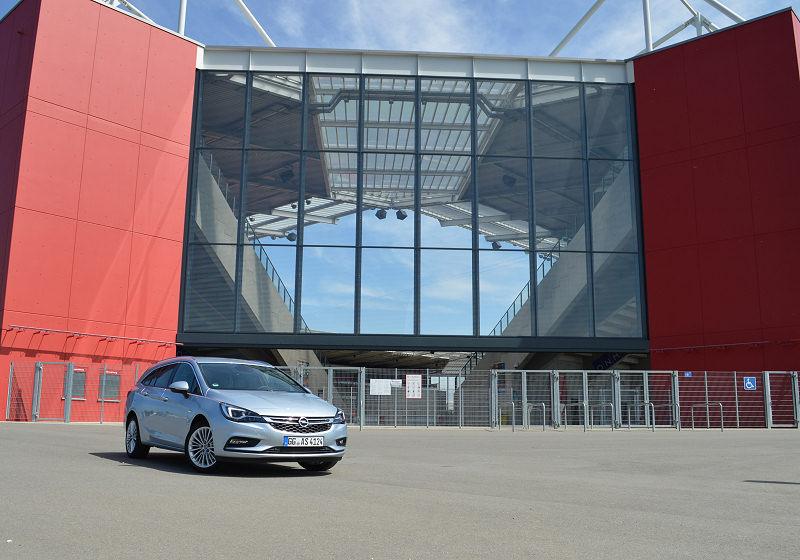 Opel Rücken 09