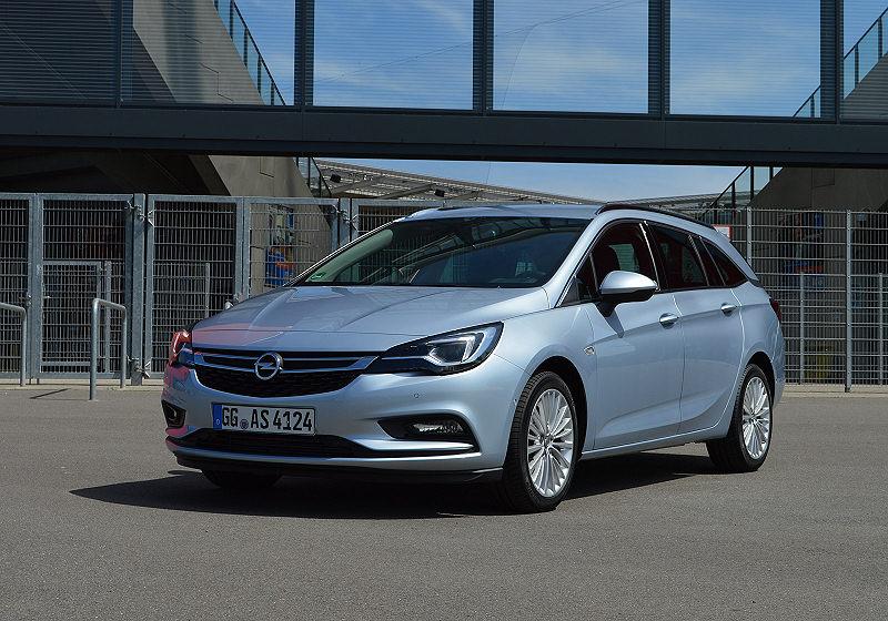 Opel Rücken 12