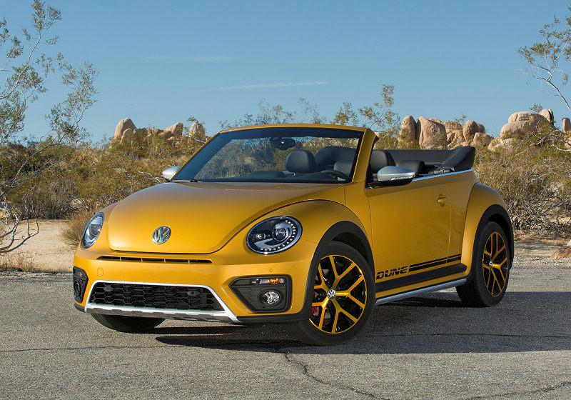 VW Beetle Dune Cabrio 01