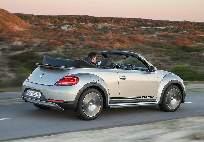 VW Beetle Dune Cabrio 06