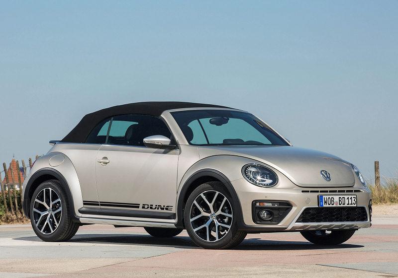 VW Beetle Dune Cabrio 07
