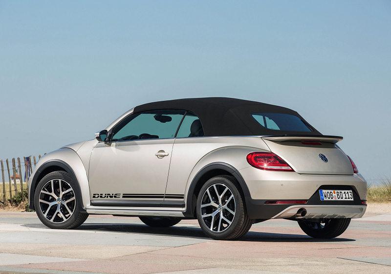 VW Beetle Dune Cabrio 08