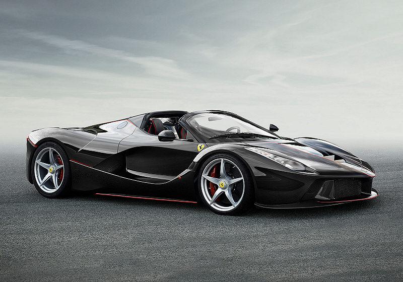 Ferrari LaFerrari 01