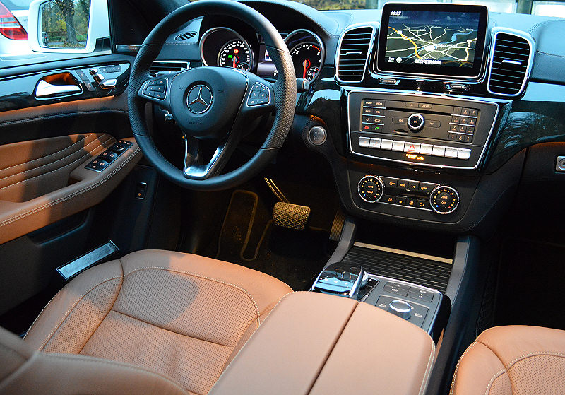 Mercedes GLE Coupe 03
