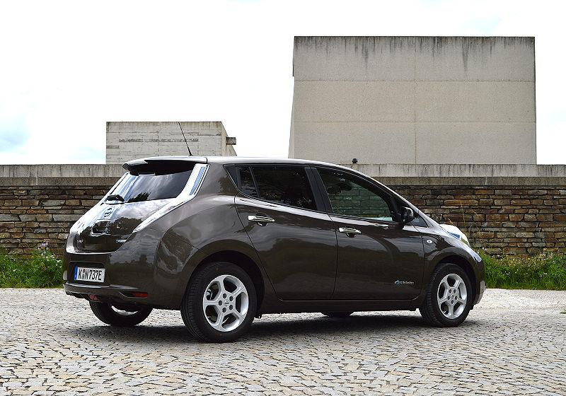 Nissan Leaf 15