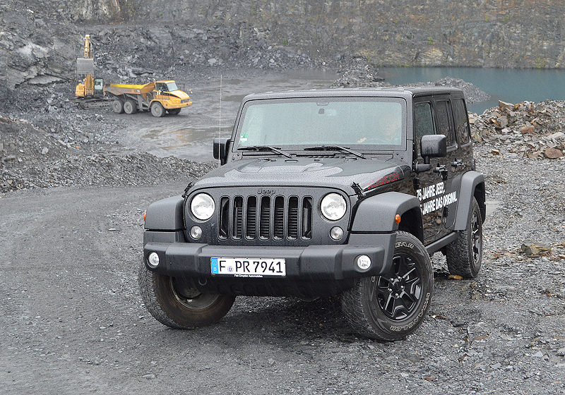 Jeep Wrangler 16 TW 10
