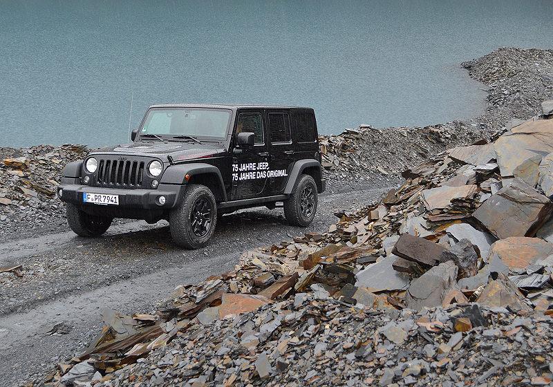 Jeep Wrangler 16 TW 12