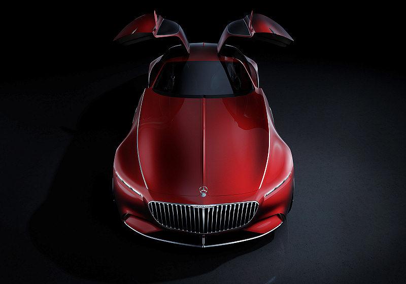 Mercedes-Maybach Vision 6 01
