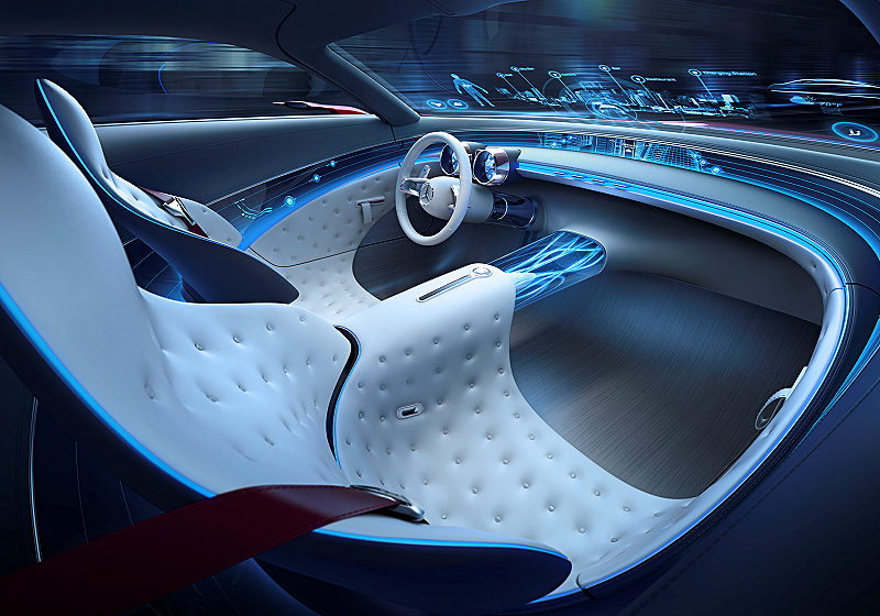Mercedes-Maybach Vision 6 07