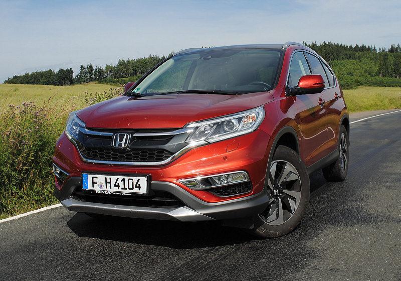 Honda CRV 06